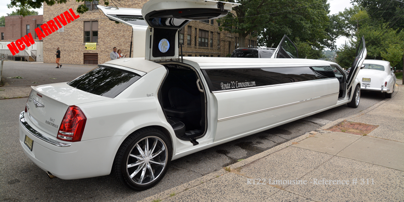 Chrysler with Jet Door 311 Jersey & Route 22 Limousine|Exotics Limos NJ NY PA Pezcame.Com