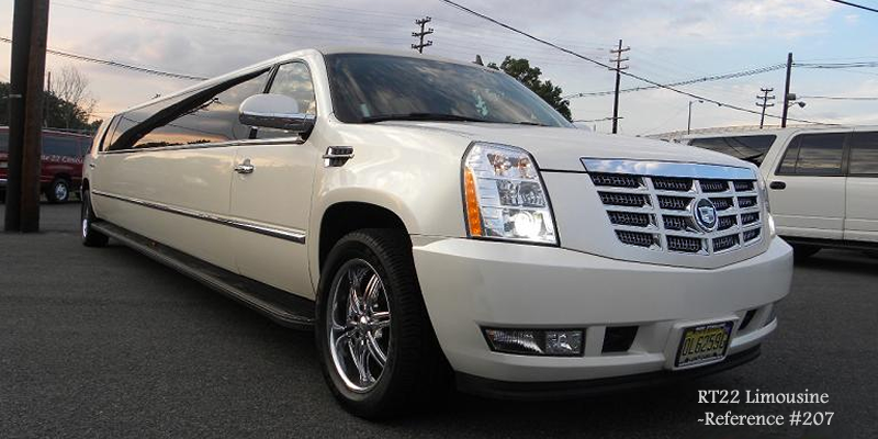 RT22 Cadillac Escalade NJ NY PA
