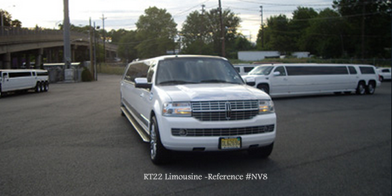 RT22 Lincoln Navigator NJ NY PA