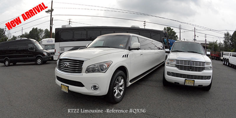 New Infiniti QX6 with Jet Door QX56